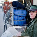 homeless woman vet