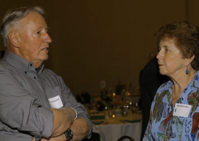 Bill Kirlin-Hackett and Marcia McCracken