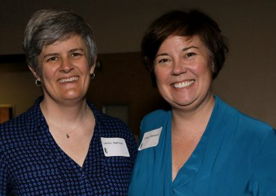 Lee Ann and Colleen Martinson