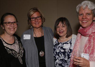 Ruth, Sue, Yolanda and Becky