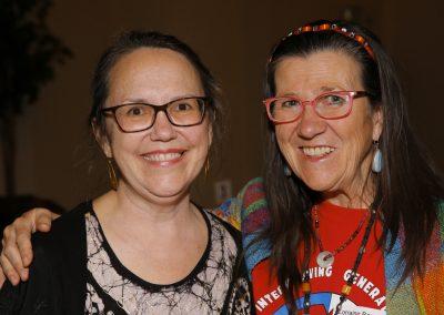 Ruth and Lorraine