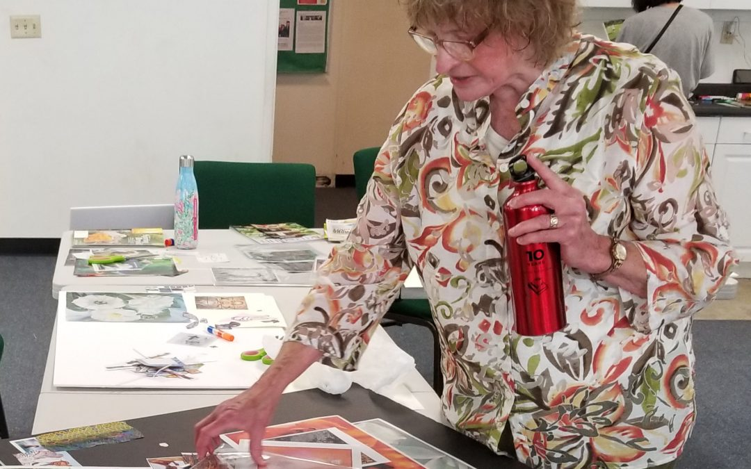 Homeless Women Inspire Local Artist
